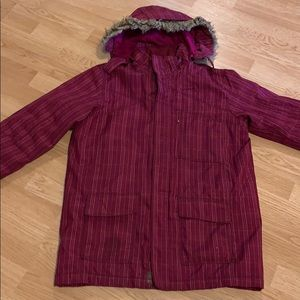 Girls Winter Jacket Set